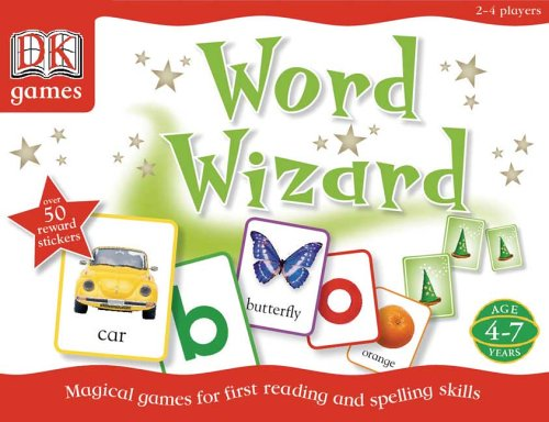 Word Wizard (DK Toys & Games)