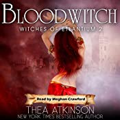 Blood Witch: Witches of Etlantium, Book 2 | Thea Atkinson