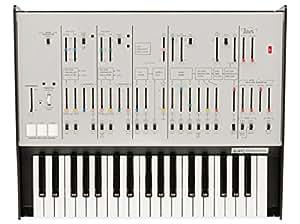 KORG ARP Odyssey FS Rev1 37-Keys Duophonic Analog Synthesizer - White