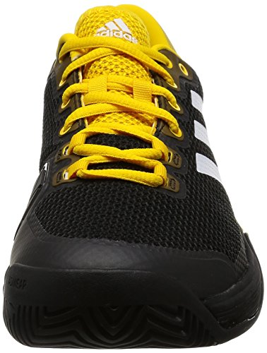 Scarpe core 2017 Black Adidas Tennis footwear Boost Da Barricade Nero Yellow White eqt Uomo nzxw8Zx