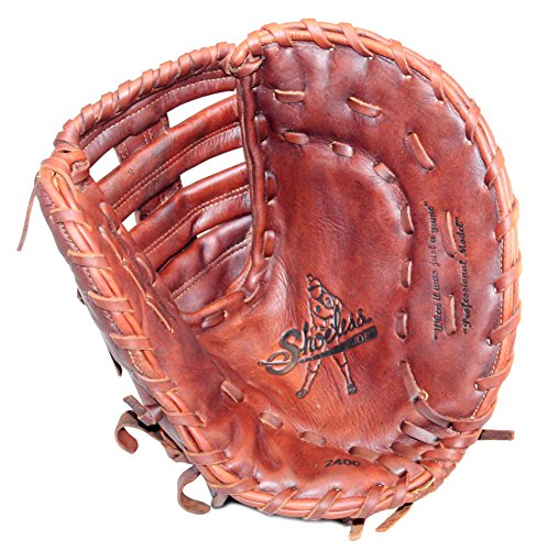 12' First Base Mitt - Shoeless Joe Players Series 12'' First Base Baseball Glove (Right Hand Throw)