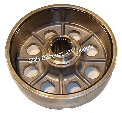QUALITY Rear Brake Drum for 1988-2000 Honda TRX 300 2x4 4x4 Fourtrax