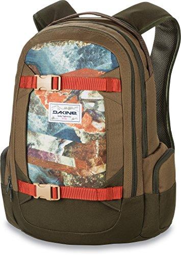 Backpack Nap Sack (Dakine Mission 25L Laptop Backpack (Thunder Egg))