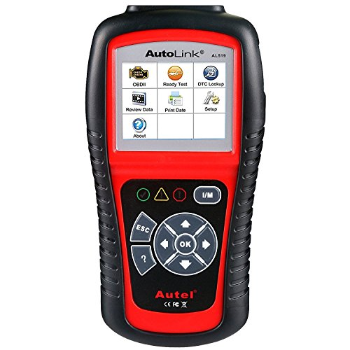 Autel AL519 AutoLink Enhanced Reader product image