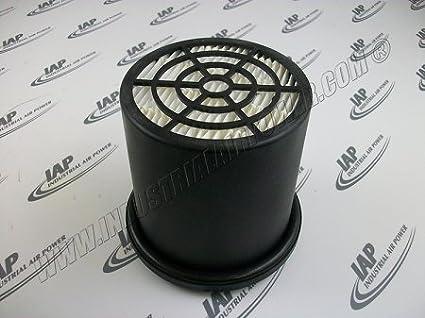 6.4163.0 Filtro de aire Element diseñado para uso con Kaeser compresores: Amazon.es: Amazon.es