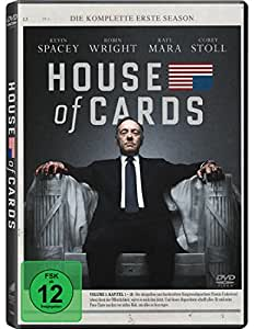 house of cards die komplette erste season alemania dvd robin wright michael kelly. Black Bedroom Furniture Sets. Home Design Ideas