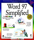 Word 97 Simplified, Maran Graphics Staff and Ruth Muran, 0764560115