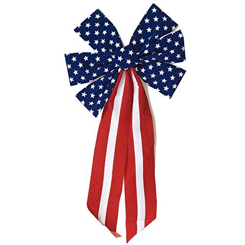 Fun Express Decorative Patriotic Bow