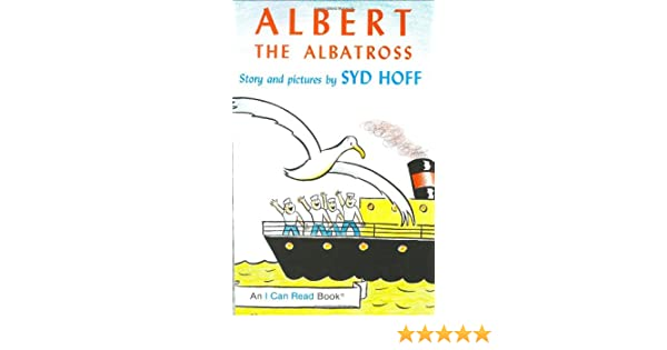 Amazon.com: Albert the Albatross (I Can Read Book 1 ...
