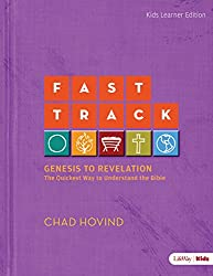 Fast Track: Genesis to Revelation - Kids Activity Book