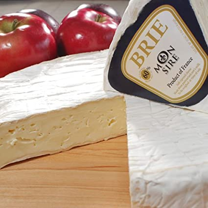French Cheese Brie Mon Sire 2 2 Lb Amazon Com Grocery Gourmet Food