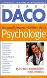 Les prodigieuses victoires de la psychologie par Daco