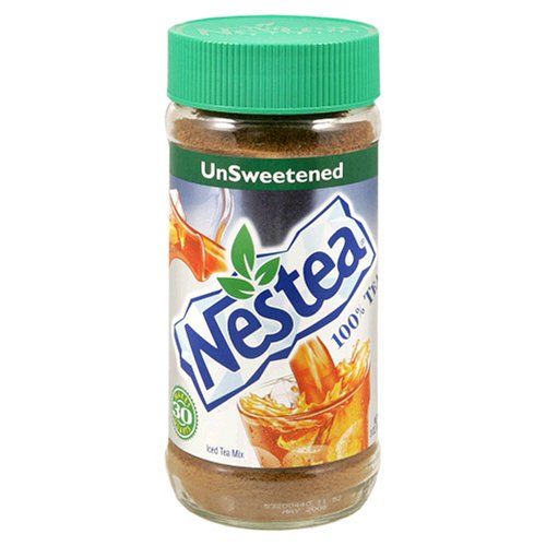 Nestea 100% Instant Tea, 3-Ounce Containers Pack of 6