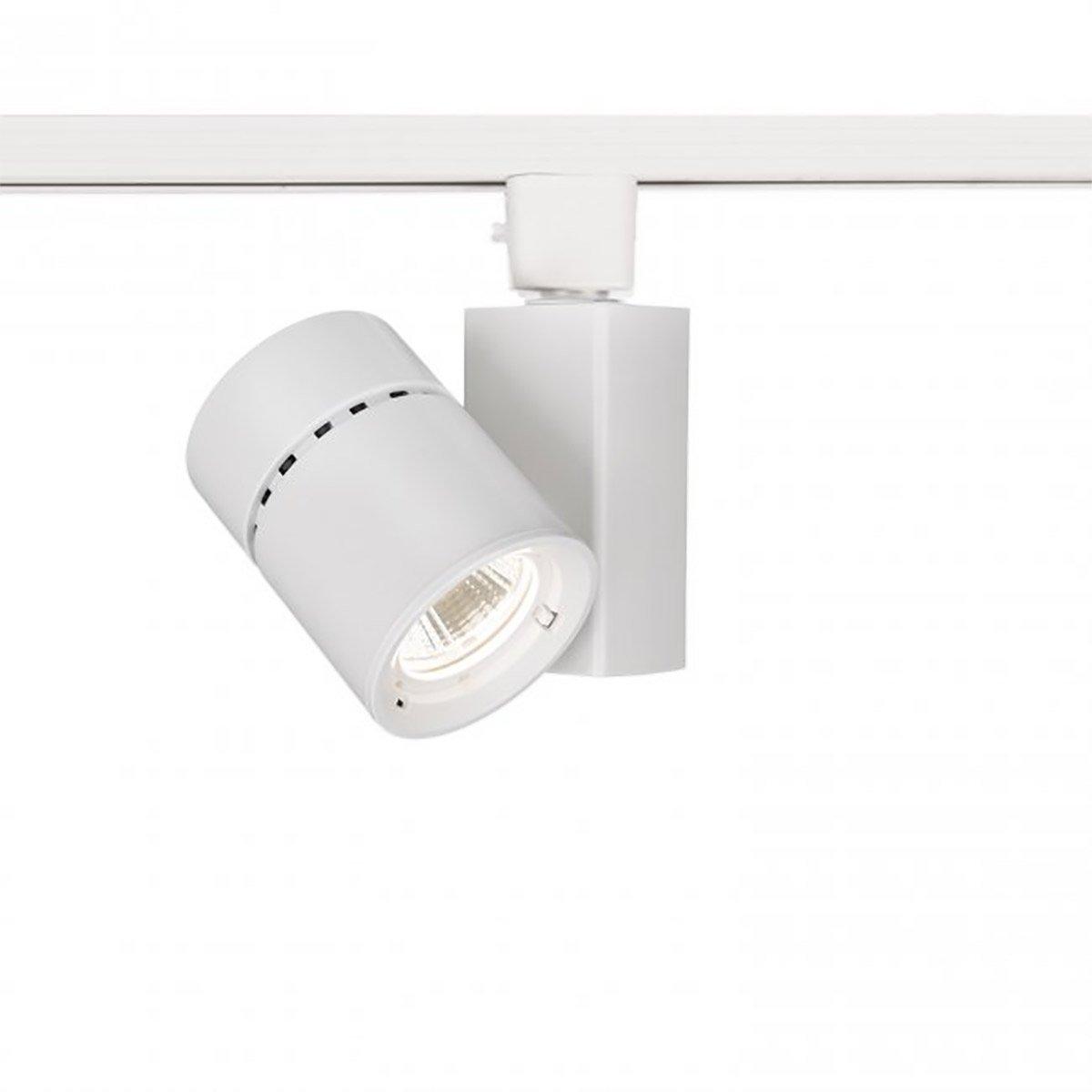 WAC Lighting H-1023N-930-WT H Series LED1023 Exterminator II LED Energy Star Track Head in White Finish, Narrow Beam, 90+CRI and 3000K