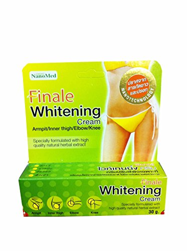 2 Packs Finale Whitening Cream Specially Formulated with High Quality Naturay Herbal Extract ()