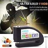 JACOOL Disc Brake Lock 110dB Anti-Theft