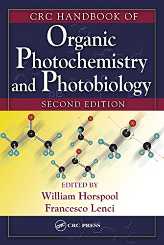 CRC Handbook of Organic Photochemistry and Photobiology, Volumes 1 & 2, Second Edition Pdf