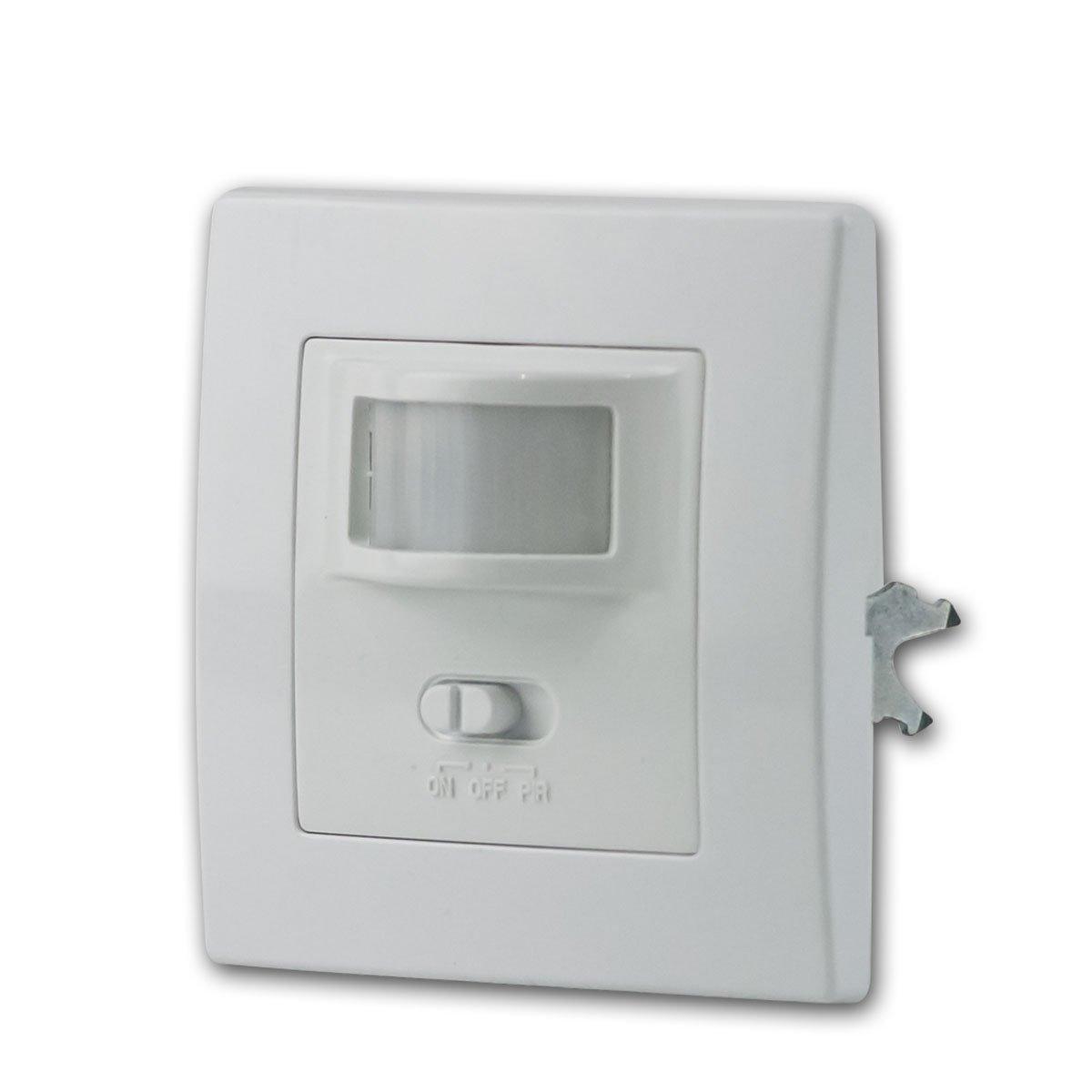 Chilitec 21251 Unterputz PIR-Bewegungsmelder 160° LED geeignet, 2 ...