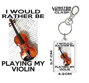 Ángel llavero de regalo. I preferiría estar tocando mi ...