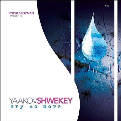 Cry No More CD by Yaakov Shwekey