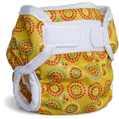 Bummis Super Brite Diaper Cover, Yellow, 15-30 Pounds