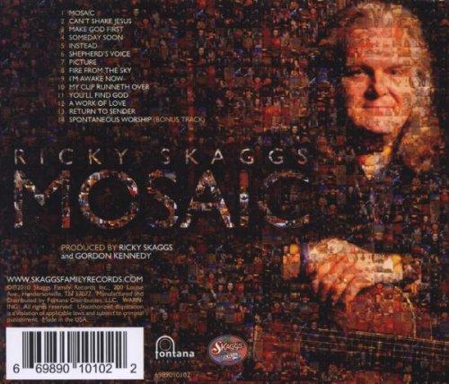 Ricky skaggs mosaic amazon music stopboris Image collections
