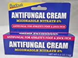 Product review for Budpak Antifungal Cream - 2% Miconazole Nitrate (0.5 Oz.)