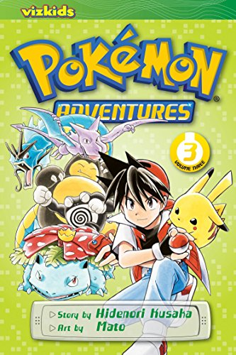 Pokémon Adventures, Vol. 3 (2nd Edition) Photo