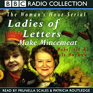 Ladies of Letters Make Mincemeat Radio/TV Program