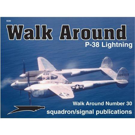 (Lockheed P-38 Lightning - Walk Around No. 30)