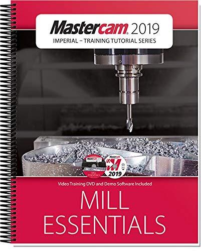 MasterCam 2019 Mill Ess TT - MasterCam Version: 2019, Subject: Mill