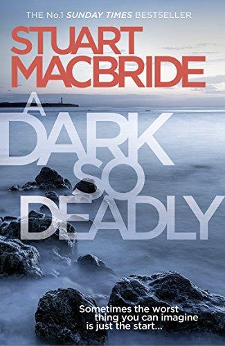 A Dark So Deadly cover