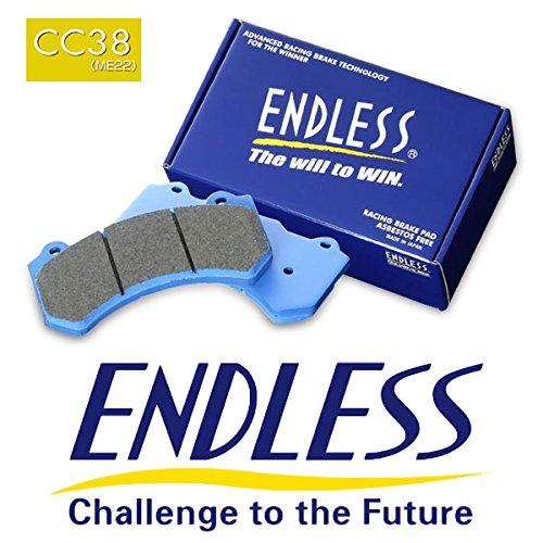 ENDLESS エンドレス APレーシング製 レーシングキャリパー用 ブレーキパッド CC38 (ME22) CP3894キャリパー用 【ピストン数 6】   B0773BPLCP