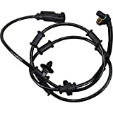 AIP Electronics ABS Anti-Lock Brake Wheel Speed Sensor Compatible Replacement For 2000-2005 Hyundai Santa Front Right Passenger Oem Fit ABS420