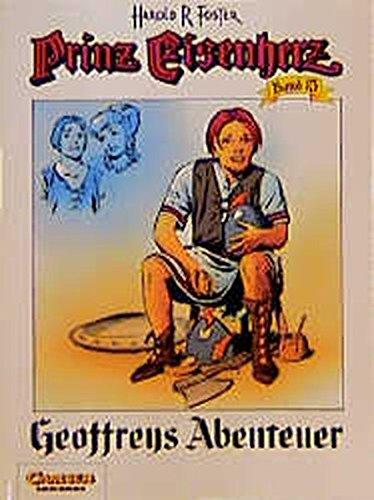 Prinz Eisenherz, Bd.15, Geoffreys Abenteuer