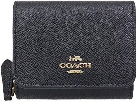 코치 COACH 지갑 (렉스 지갑) F37968 가죽 렉스 지갑 레이디스 아울렛 제품 병행 수입품 / Coach COACH Wallet (Three Fold Wallet) F37968 Leather Three-Fold Wallet Ladies Outlet Goods Parallel Imported Goods