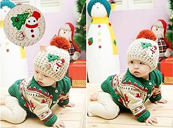 28bd43477 Autumn Winter Warm Knitted Hat Baby Hat baby hat children s hat ...