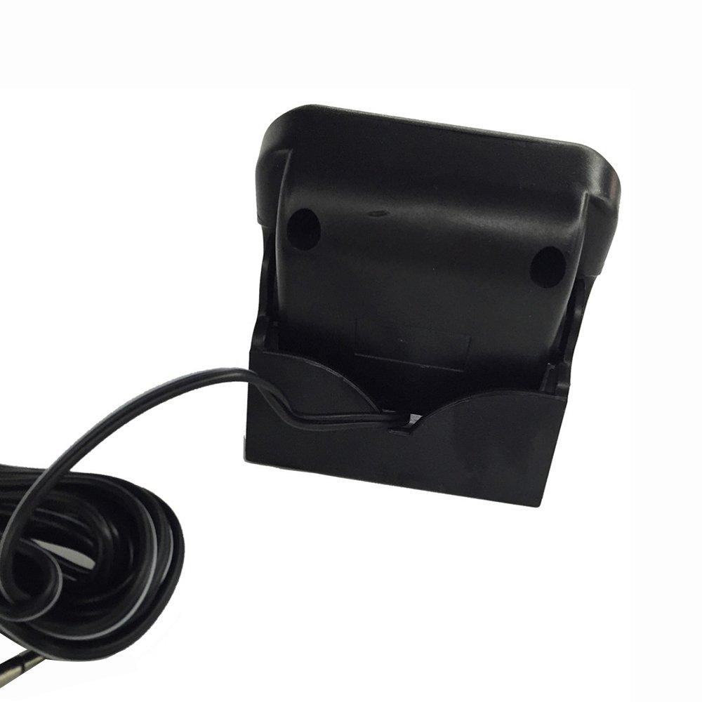 TOOGOO 3.5mm P600 Altavoz Externo de Radio del Coche para Yaesu Icom Kenwood Radio movil TM481A FT-1807 FT-7900R IC-2720 TYT TH-7800 TH-9800