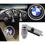 2 Pcs of LED Car Door Projector Lights Ghost Shadow Lights, Laser Projection