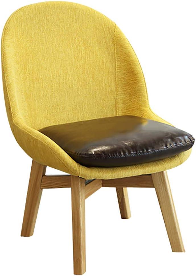 Amazon.com: Silla de comedor moderna minimalista de madera ...