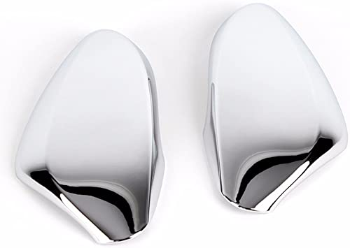 K-339 Car Chrome Side Mirror Cover Molding Trim for Hyundai Accent 2011+