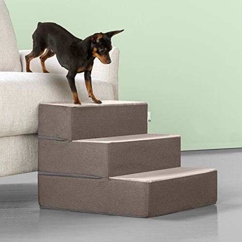 Foam Pet Stairs Steps Ramp For Small Dogs Cats Ladder