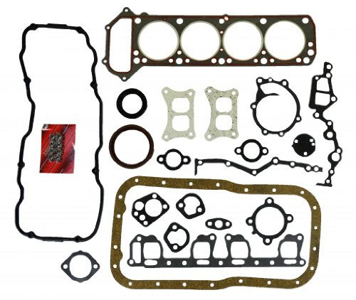 Diamond Power Full Gasket Set works with Nissan Pathfinder 2.4L L4 Z24 SOHC (Nissan Pathfinder Diamond)