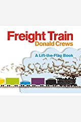 Freight Train Lift-the-Flap Hardcover