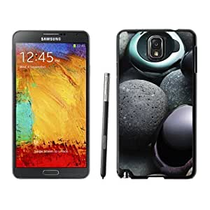 NEW Custom Designed For SamSung Galaxy S6 Case Cover Phone With MP3 Player Pebbles Music Lockscreen_Black Phone