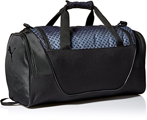 51CJO19RiaL - Puma Men's Contender Duffel,black/grey,One size