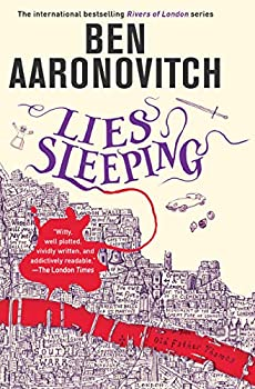 Lies Sleeping by Ben Aaronovitch fantasy book reviews