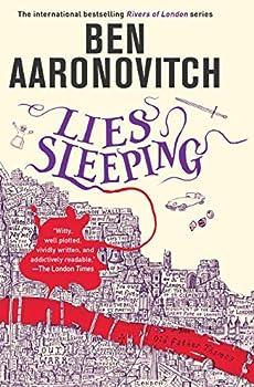 Lies Sleeping by Ben Aaronovitch fantasy book reviews