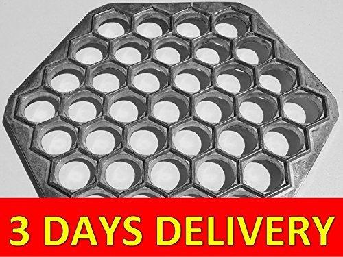 High Quality Metal Mold for Russian Ukraine Pelmeni Ravioli Meat Dumplings/ Pelmeni maker/ Ravioli maker