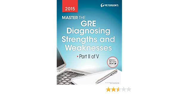 The GRE at a Glance